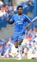 Photo: Ed Godden.<br />Chelsea v Charlton Athletic. The Barclays Premiership. 09/09/2006. Chelsea's Jon Obi Mikel.