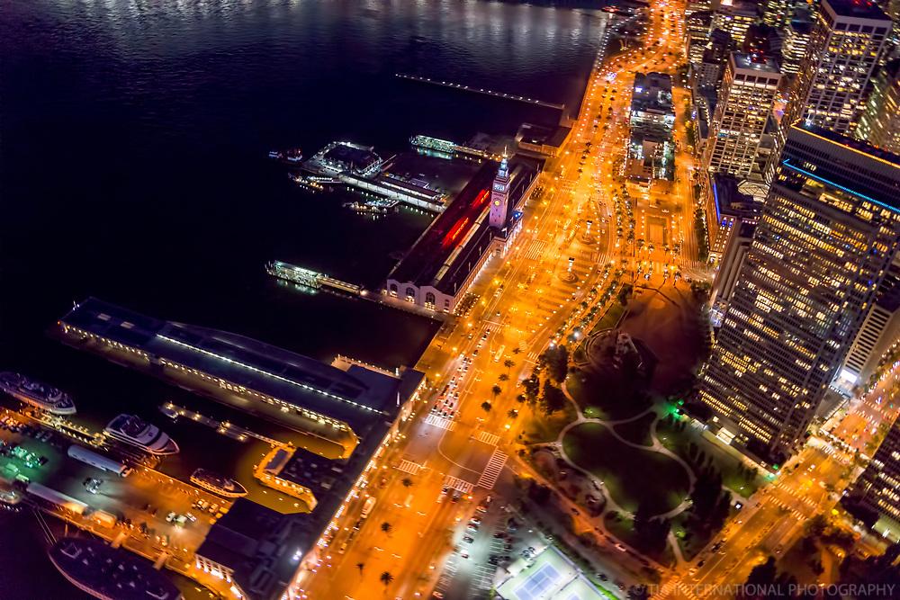 Ferry Building & Embarcadero