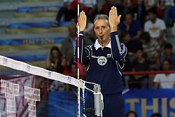 Italian referee Fabrizio Paquali