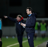 Hearts' youth coach Jon Daly - Dundee v Hearts in the SPFL Development League at Links Park in  Montrose : Image &copy; David Young<br /> <br />  - &copy; David Young - www.davidyoungphoto.co.uk - email: davidyoungphoto@gmail.com