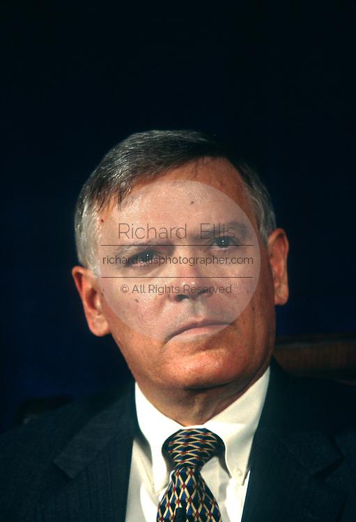 Bert Roberts, CEO of MCI Communications June 4, 1997 in Washington, DC.