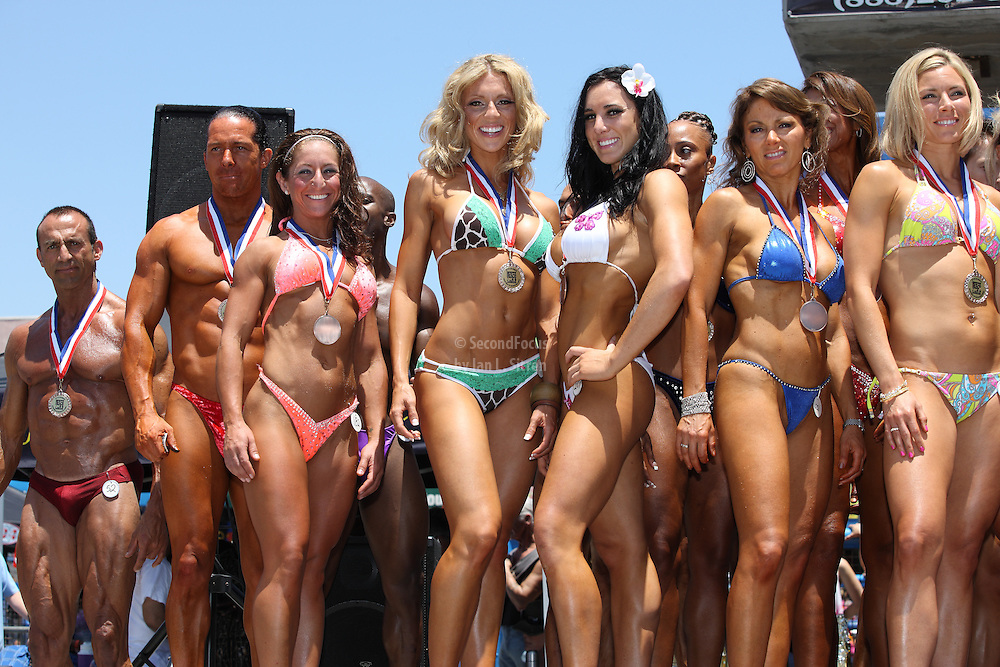 The Muscle Beach Memorial Day Bodybuilding and Figure Competition on Memorial Day 2010