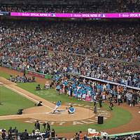 AL All Star Aaron Judge wins the 2017 Home Run Derby with this swing!