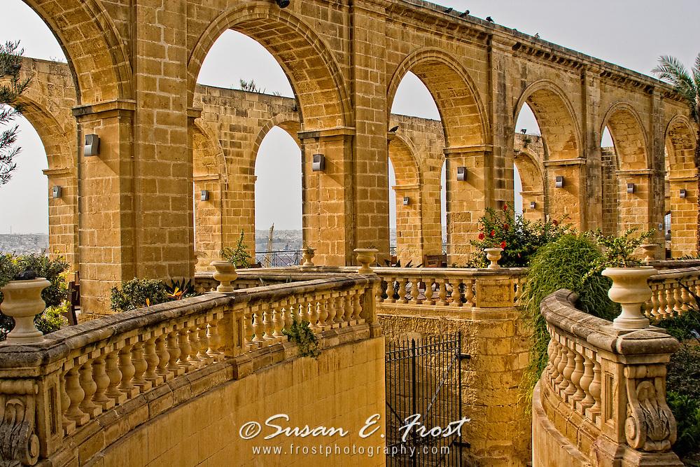 Golden Arches of Malta