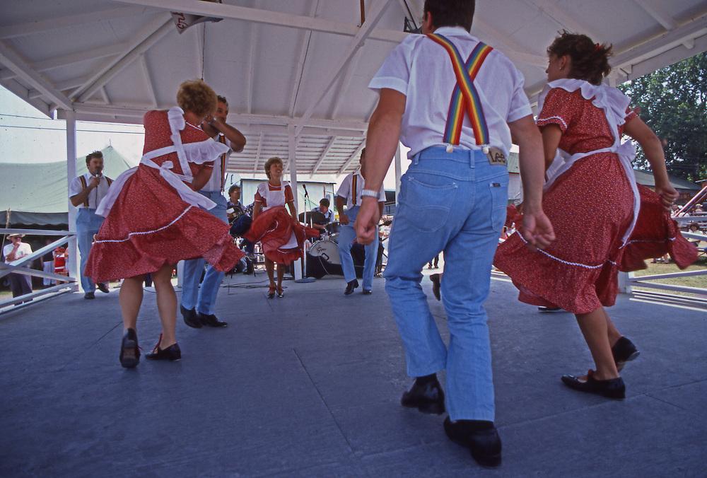 Kutztown PA Dutch Festival, Berks Co PA, Crafts, German Folk Dancing