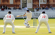 London GREAT BRITAIN, Middlesexs' Billy GOGLEMAN, misses as the ball clears his moving bat, during the LV. County Championship Cricket match, Middlesex vs Glamorgan, Lord's Cricket Ground, St John's Wood, 23.04.2008 [Mandatory Credit Peter Spurrier/Intersport Images]
