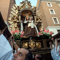 Madonna del Carmine alla Traspontina 2011