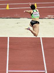 07-03-2015 CZE: European Athletics Indoor Championships, Prague<br /> Sasa Babsek SLO, Triple Jump qualification