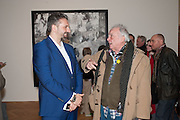 KEITH TYSON; DAVID BAILEY, Panta Rhei. An exhibition of work by Keith Tyson. The Pace Gallery. Burlington Gdns. 6 February 2013.