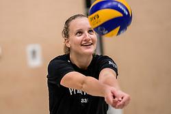 26-10-2017 NED: Teamfoto Prima Donna Kaas vrouwen, Huizen<br /> Kirsten Sparnaay #6 of PDK Huizen