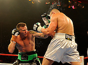 17/11/2010 SPORT: BOXING - Title fight between Danny Green vs BJ Flores at Challenge Stadium, Perth.