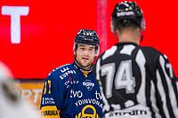 2020-01-17 | Rauma, Finland : Lukko (37) Pathrik Westerholm during the game between Lukko-Kärpät in Kivikylän Areena ( Photo by: Elmeri Elo | Swe Press Photo )
