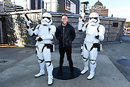 Launch of Star Wars Season Of The Force at Disneyland Paris