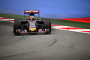 October 8-11, 2015: Russian GP 2015: Carlos Sainz Jr. Scuderia Toro Rosso