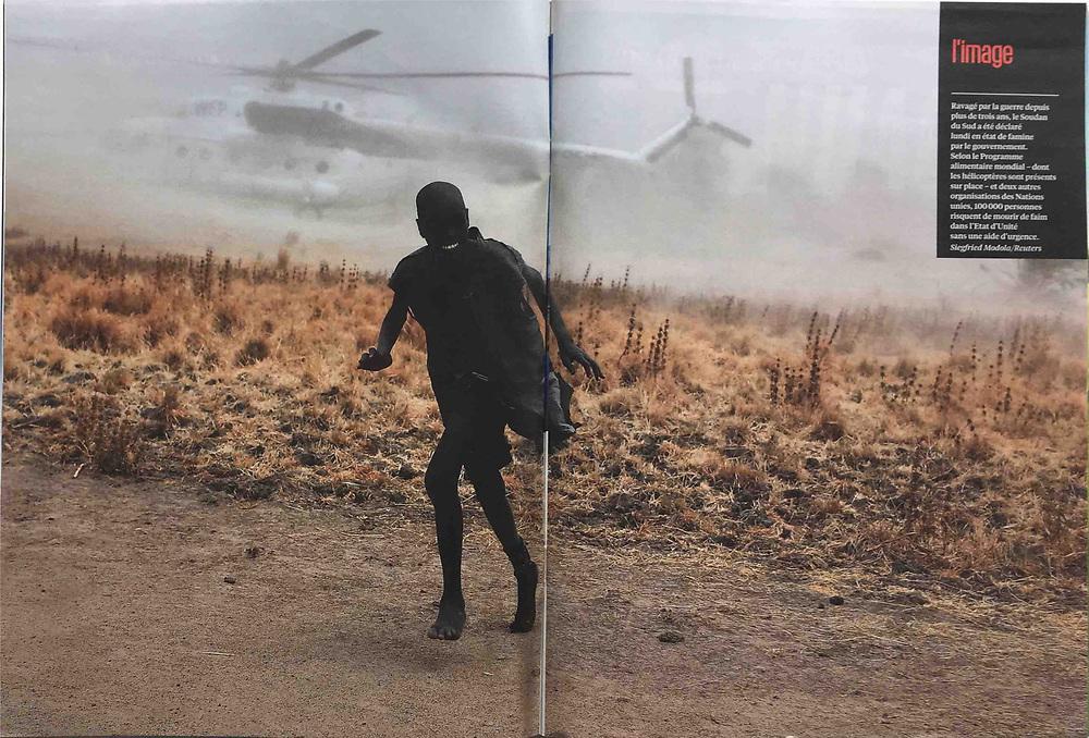 L'Express - South Sudan.