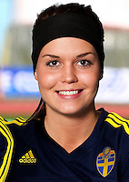 Fifa Woman's Tournament - Olympic Games Rio 2016 -  <br /> Sweden National Team - <br /> Emilia Appelqvist