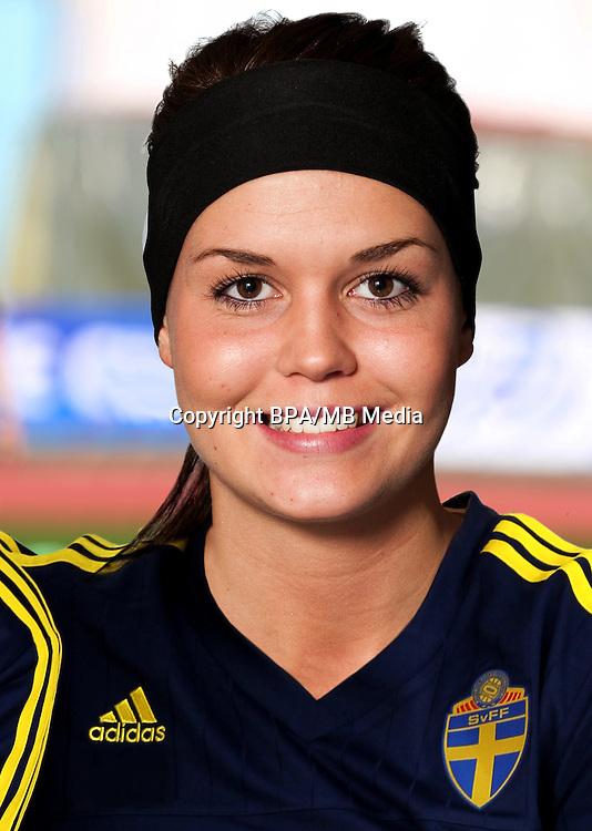 Fifa Woman's Tournament - Olympic Games Rio 2016 -  <br /> Sweden National Team - <br /> Emilia Appelqvist