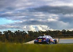 October 13, 2017 - Hockenheim, Germany - Motorsports: DTM Hockenheim-II 2017,.Red Bull Audi RS 5 DTM #5 (Audi Sport Team Abt Sportsline), Mattias Ekström  (Credit Image: © Hoch Zwei via ZUMA Wire)