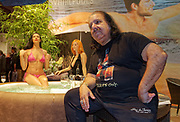 Berlin, Germany - 18 October 2012<br /> Porn star Ron Jeremy promoting his 'Ron Jeremy' brand of rum at the Venus Berlin 2012 adult industry exhibition in Berlin, Germany. Ron Jeremy, born Ronald Jeremy Hyatt, has been an American pornographic actor since 1979. He faces sexual assault allegations which he strenuously denies. There is no suggestion that any of the people in these pictures have made any such allegations.<br /> www.newspics.com/#!/contact<br /> (photo by: EQUINOXFEATURES.COM)<br /> Picture Data:<br /> Photographer: Equinox Features<br /> Copyright: &copy;2012 Equinox Licensing Ltd. +448700 780000<br /> Contact: Equinox Features<br /> Date Taken: 20121018<br /> Time Taken: 12084234