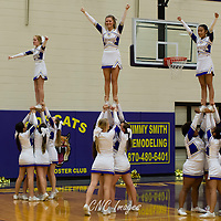 11-15-16 Berryville Cheerleading vs. Lincoln