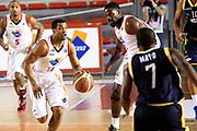 DESCRIZIONE : Roma Lega serie A 2013/14 Acea Virtus Roma Sutor Montegranaro<br /> GIOCATORE : taylor jordan<br /> CATEGORIA : palleggio contropiede<br /> SQUADRA : Acea Virtus Roma<br /> EVENTO : Campionato Lega Serie A 2013-2014<br /> GARA : Acea Virtus Roma Sutor Montegranaro<br /> DATA : 18/01/2014<br /> SPORT : Pallacanestro<br /> AUTORE : Agenzia Ciamillo-Castoria/M.Greco<br /> Fotonotizia : Roma Lega serie A 2013/14 Acea Virtus Roma Sutor Montegranaro<br /> Predefinita :