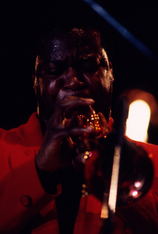 Wallace Roney, 1995<br />
