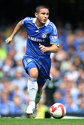 FRANK LAMPARD.CHELSEA FC.CHELSEA V PORTSMOUTH.STAMFORD BRIDGE, LONDON, ENGLAND.17 August 2008.DIU83680..  .WARNING! This Photograph May Only Be Used For Newspaper And/Or Magazine Editorial Purposes..May Not Be Used For, Internet/Online Usage Nor For Publications Involving 1 player, 1 Club Or 1 Competition,.Without Written Authorisation From Football DataCo Ltd..For Any Queries, Please Contact Football DataCo Ltd on +44 (0) 207 864 9121