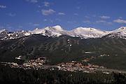 Breckenridge, Colorado, Spring