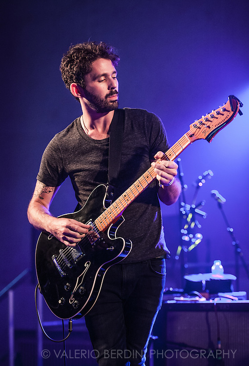 The Antlers, Brooklyn trio, playing live at St. John Church for Visions Festival 2015 in Hackney, London