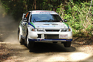 Bruce Fullerton & Hugh Reardon-Smith.Motorsport-Rally/2008 Coffs Coast Rally.Heat 1.Coffs Harbour, NSW.15th of November 2008.(C) Joel Strickland Photographics