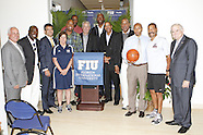 FIU Retired Basketball 2013