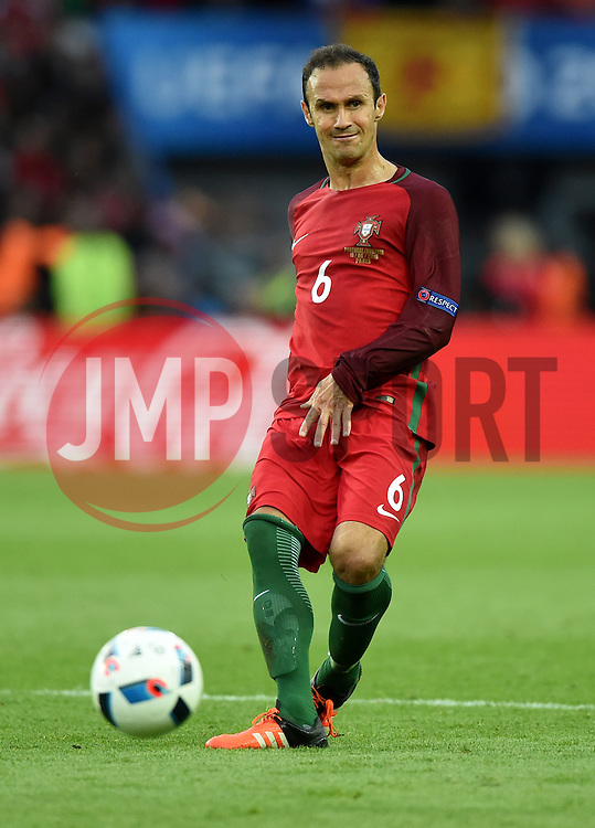 Ricardo Carvalho of Portugal  - Mandatory by-line: Joe Meredith/JMP - 18/06/2016 - FOOTBALL - Parc des Princes - Paris, France - Portugal v Austria - UEFA European Championship Group F