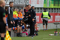 Fotball , 01 Juli 2020 , Eliteserien, AaFK - Mjøndalen , Vegard Hansen etter 1-3 scoring<br /> <br /> <br /> , Foto: Srdan Mudrinic, Digitalsport