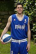 SONDRIO, ESTATE 2002<br /> POSATI NAZIONALE ITALIANA MASCHILE<br /> NELLA FOTO: MARCO MORDENTE<br /> FOTO CIAMILLO