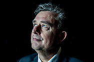 DEN HAAG - Portret van Emile Roemer (SP). COPYRIGHT ROBIN UTRECHT