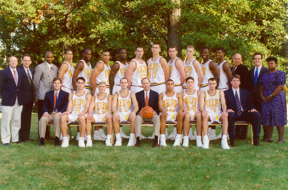 1994-95 Mens' Basketball<br /> Mid-Continent Conference<br /> Regular Season &amp; Tournament Champion