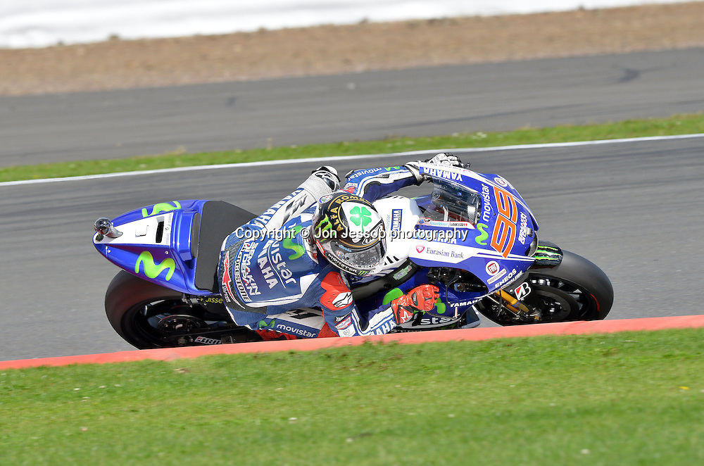 #99 Jorge Lorenzo Movistar Yamaha Factory Racing Yamaha
