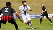 Kian Flanagan on the move during the Pre-Season Friendly match between Lewes FC and Crystal Palace at the Dripping Pan, Lewes, United Kingdom on 1 August 2015. Photo by Michael Hulf.