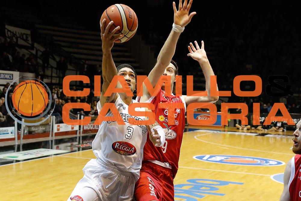 Caserta 06/03/2016 - Basket Lega A Campionato Italiano Pallacanestro 2015-16 <br /> Pasta Reggia Caserta - Giorgio Tesi Group Pistoia<br /> nella foto: Siva<br /> foto Ciamillo