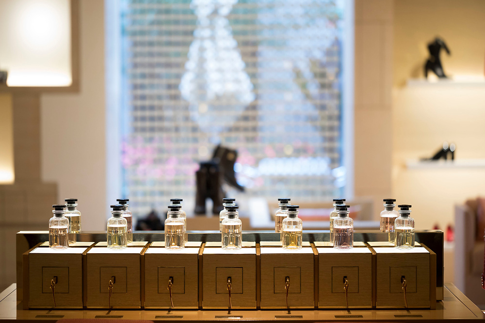 Louis Vuitton Manhasset Store (Photo by Ben Hider)