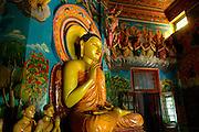 Asokaramaya Temple.  Thimbirigasyaya, Colombo.