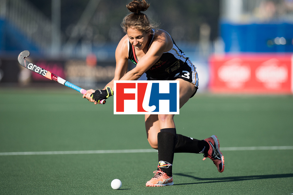AUCKLAND - Sentinel Hockey World League final women<br /> Match id: 10303<br /> 13 GER v KOR (QF) 3-3<br /> Korea in to semi after shoot out.<br /> Foto:  Marie M&auml;vers.<br /> WORLDSPORTPICS COPYRIGHT FRANK UIJLENBROEK
