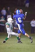 MCHS Varsity Football..Madison (28) vs Greene (35)..September 16, 2005
