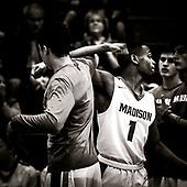 MCHS Varsity Boys Basketball vs Clarke, Conference 35 Semi Final