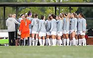 September 13, 2014: The Northwestern Oklahoma State University Rangers play the Oklahoma Christian University Eagles on the campus of Oklahoma Christian University