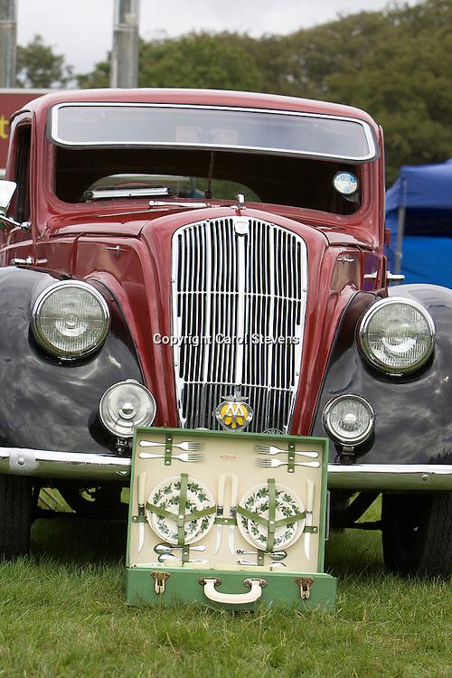 Ripley Show 2011 at Ripley Castle Park Harrogate  Sunday 14th August 2011