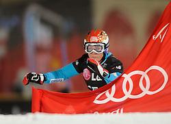 10-10-2010 SNOWBOARDEN: LG FIS WORLDCUP: LANDGRAAF<br /> Nicolien Sauerbreij is er bij de eerste wereldbekerwedstrijd parallelslalom van het seizoen niet in geslaagd het hoofdtoernooi te bereiken<br /> ©2010-WWW.FOTOHOOGENDOORN.NL