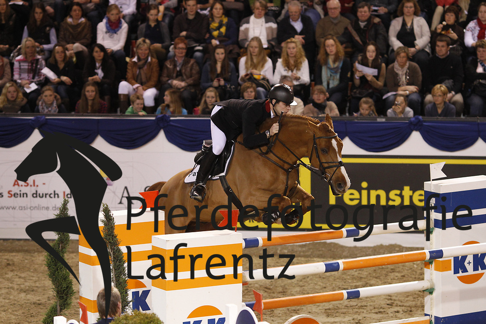 EHNING Johannes, Salvador V<br /> Münster K+K Cup - 2012<br /> (c) www.sportfotos-Lafrentz. de/Stefan Lafrentz