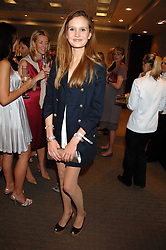 ALEXANDRA SPENCER daughter of Michael Spencer at an evening of private shopping in aid of Elizabeth Fitzroy Support at Tiffany & Co, 145 Sloane Street, London on 14th May 2008.<br /><br />NON EXCLUSIVE - WORLD RIGHTS