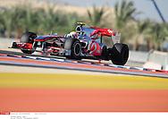 Grand prix de Bahraïn 2010..Circuit de shakir. 14 mars 2010..Course..Photo Stéphane Mantey/ L'Equipe. *** Local Caption *** hamilton (lewis) - (gbr) -